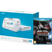 Wii U Console: 8GB Basic Pack - White (Includes Tekken Tag Tournament 2)