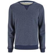 J.Lindeberg Men's Tyrell Easy Cotton Sweatshirt - Navy