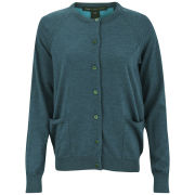Marc by Marc Jacobs Women's Grayson Wool Cardigan - Hopper Green