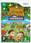 Animal Crossing: Let's Go To The City And Wii Speak