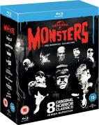 Universal Classic Monsters: La Colección Esencial