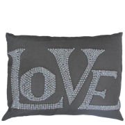 Torba Linen Love Cushion