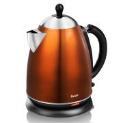 Swan 1.7 Litre Metallic Jug Kettle - Copper