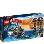 LEGO Movie: Bad Cop's Pursuit (70802)