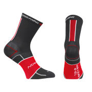Northwave Men's Ultralight Socks - Black/Red