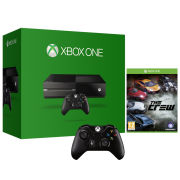 Xbox One Console - The Crew & Wireless Controller