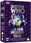 Doctor Who Peladon Tales