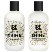 Bumble and bumble Let It Shine Duo- Shampoo & Conditioner