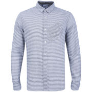 Boxfresh Men's Caely Shirt - Charcoal Stripe