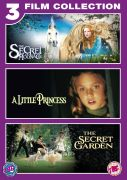 Secret of Moonacre / Secret Garden / Little Princess