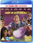 Carry On Screaming - Double Play (Blu-Ray and DVD)