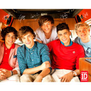 One Direction Group - Mini Poster - 40 x 50cm