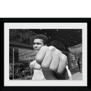 Muhammad Ali Fist - 30x40 Collector Prints