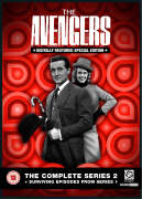 Avengers - The Complete Series 2 and Surviving Episodes From Series 1