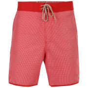 Ted Baker Corgie Small Dogtooth Side Swim Short Red