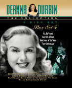 Deanna Durbin Verzameling - Box Set Four