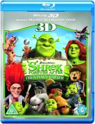 Shrek Forever After 3D (3D Blu-Ray, 2D Blu-Ray and DVD)