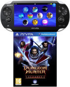 PS Vita (Wi-Fi Enabled) Includes: Dungeon Hunter Alliance