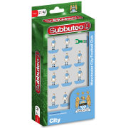 Subbuteo Manchester City Team Set