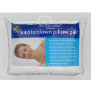 Cluster Pillow Pair