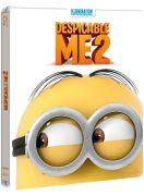 Despicable Me 2 - Zavvi Exclusive Limited Edition Steelbook (Includes UltraViolet Copy)