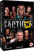 WWE Presents Wrestling's Greatest Factions