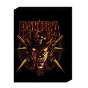 Pantera Hell Cowboy - 40 x 30cm Canvas
