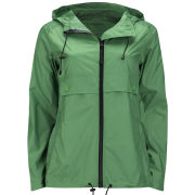 Ilse Jacobsen Women's Short Rain Jacket - Evergreen - 36 EU 36/UK 8 Evergreen