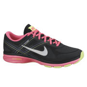 Nike Women's Dual Fusion 2 Trainers - Black/Pink