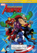 The Avengers: Earth's Mightiest Heroes - Volumes 1-4