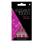 Elegant Touch Design Nails - Pink Sky