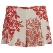 By Malene Birger Women's Vahini Shorts - Flame Red - EU 34/UK 8 EU 34/UK 8 Flame Red