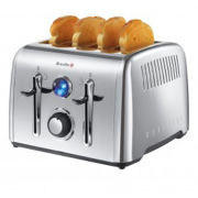Breville Premium Polished Toaster - Stainless Steel
