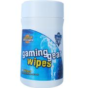 Dust-Off Gaming Gear Wipes - 80 wipes