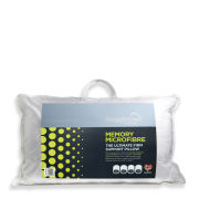 Memory Microfibre Pillow