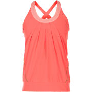 Lija Women's Crossback Run Tank - Calypso