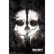 Call of Duty Ghosts Skull - Maxi Poster - 61 x 91.5cm