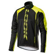 Look Men's Pro Team Long Sleeve Jersey - Black/Fluorescent Green