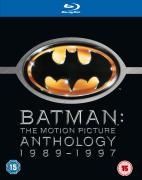Batman: The Motion Picture Anthology 1989-1997