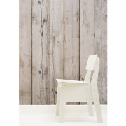 NLXL Scrapwood Wallpaper by Piet Hein Eek - Beige