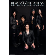Black Veil Brides Band - Maxi Poster - 61 x 91.5cm