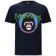 Money Men's Gorilla George Sig T-Shirt - Navy