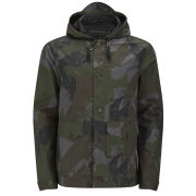French Connection Men's Camouflage Jacket - Camo