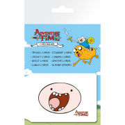 Adventure Time Faces - Card Holder