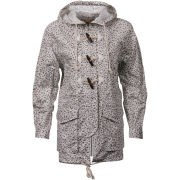 French Connection Women's Metal Minnie Hooded Coat - Fawn