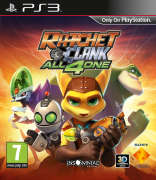 Ratchet & Clank: All for One