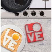 Fry Love You Fried Egg Mould - LOVE