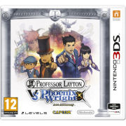 Professor Layton vs Phoenix Wright - Digital Download