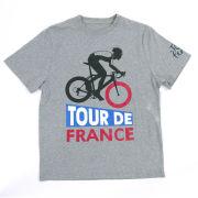 Tour De France Graphic T-Shirt - Grey