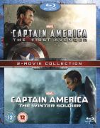 Captain America: The First Avenger / Captain America: The Winter Soldier